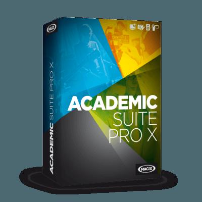 MAGIX Academic Suite Pro X (EDU)