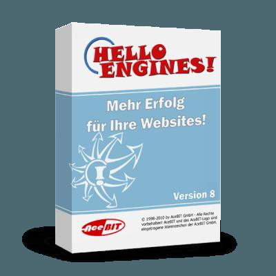 MAGIX Software GmbH Hello Engines! 8 (Download)