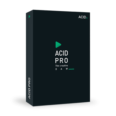 Upgrade: ACID Pro 10