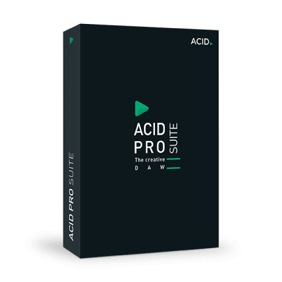 Upgrade: ACID Pro 10 Suite