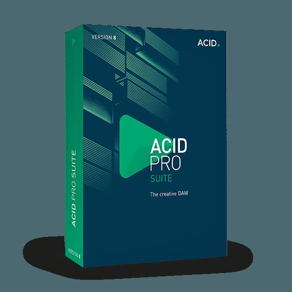 ACID Pro 8 Suite