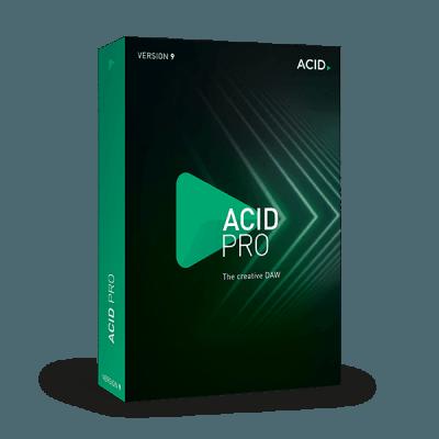 Upgrade: ACID Pro 9