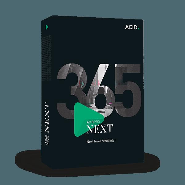 ACID Pro Next 365