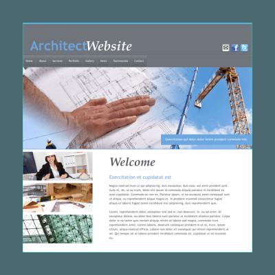 Architekt 2 (Web-Vorlage)