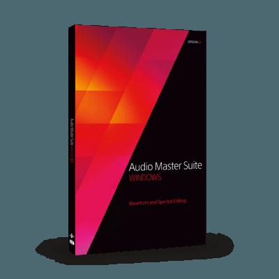 Audio Master Suite 2.5 (PC)