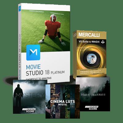 Movie Studio 18 Platinum