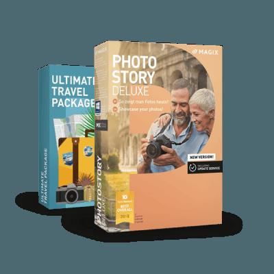 MAGIX Photostory Traveler Edition