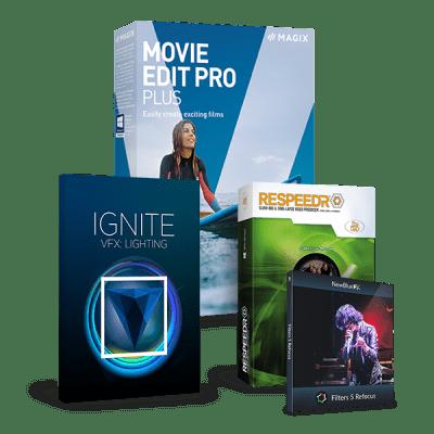 Upgrade: MAGIX Movie Edit Pro Plus