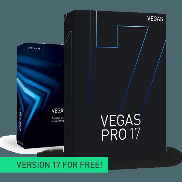 VEGAS Pro 16