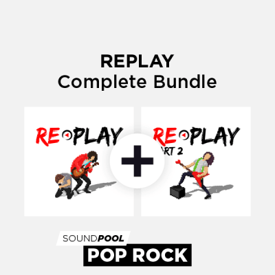 Pop Rock - Replay Complete Bundle