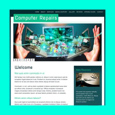 PC Reparatur 1 (Web-Vorlage)