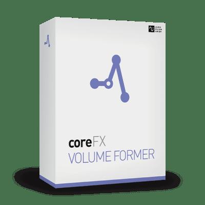 coreFX VolumeFormer