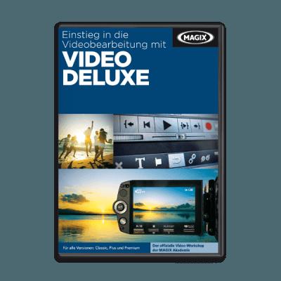 Einstieg in die Videobearbeitung mit Video deluxe