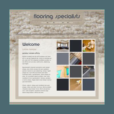 Boden-Service 2 (Web-Vorlage)