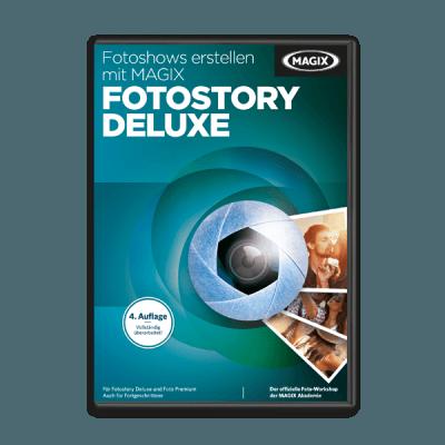 Fotoshows erstellen mit MAGIX Fotostory Deluxe