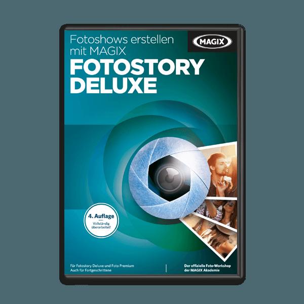 Fotoshows erstellen mit MAGIX Fotostory Deluxe ...