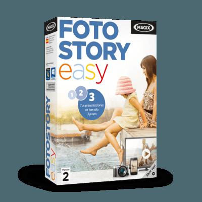 MAGIX Photostory easy (versión 2)