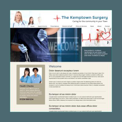 Allgemeinmediziner 4 (Web-Vorlage)