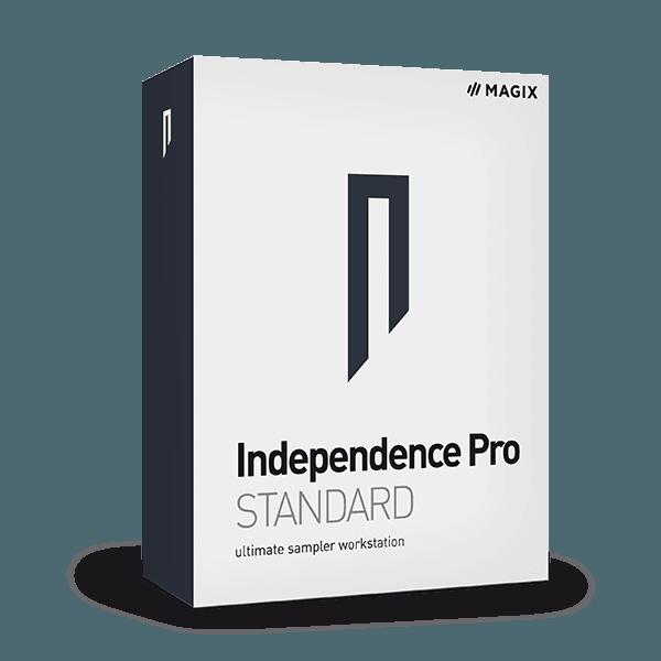 Magix Independence Pro Premium, Pro Plus & Pro Standard Suite