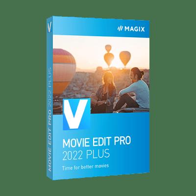 MAGIX Movie Edit Pro 2022 Plus