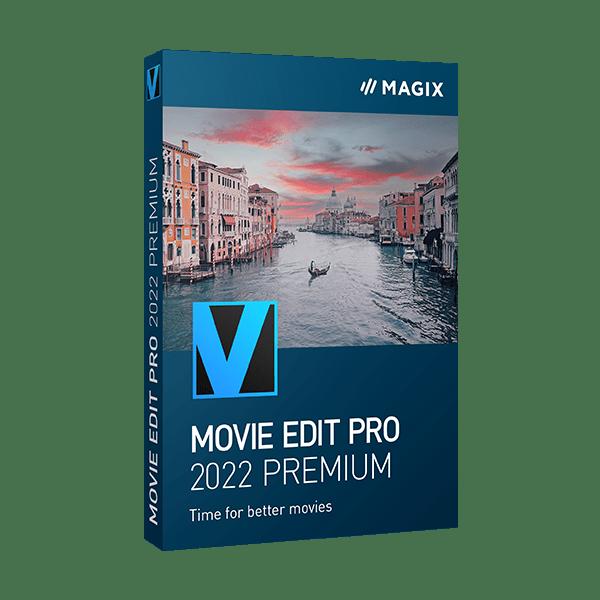 MAGIX Movie Edit Pro 2022 Premium (EDU)