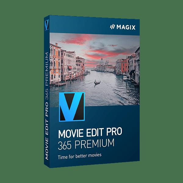 MAGIX Movie Edit Pro Premium 365