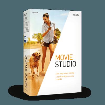 VEGAS Movie Studio 14