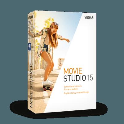 VEGAS Movie Studio 15