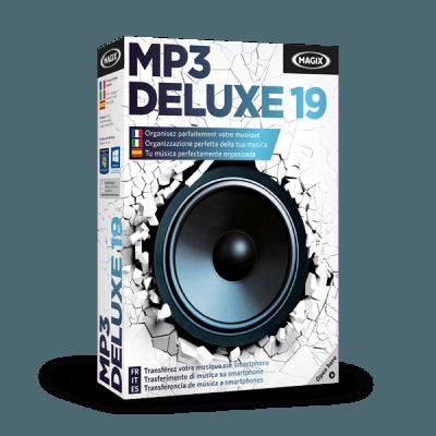 MAGIX MP3 deluxe 19