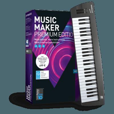 Music Maker Control Edition