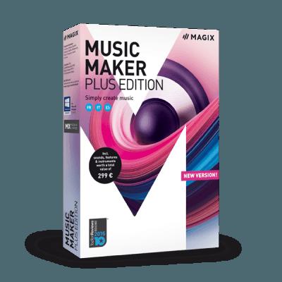 Music Maker Plus Edition
