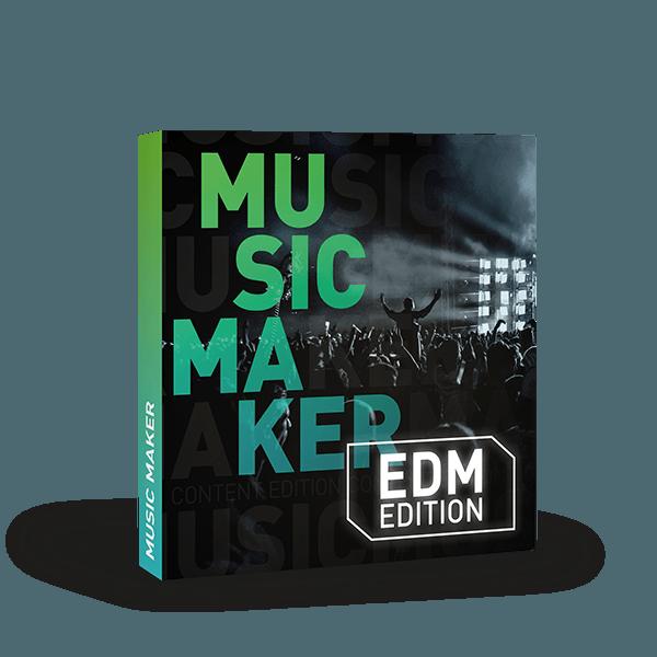Music Maker 2020 EDM Edition