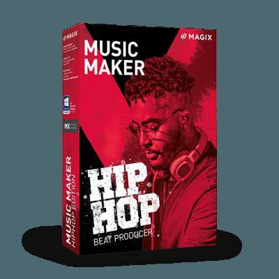 Music Maker 2019 Hip Hop Beat Producer Edition