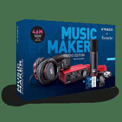 Music Maker 2021 Studio Edition