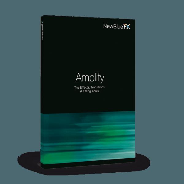 NewBlueFX Amplify