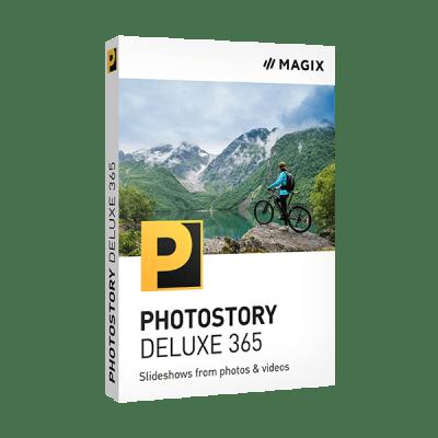 MAGIX Photostory Deluxe 365