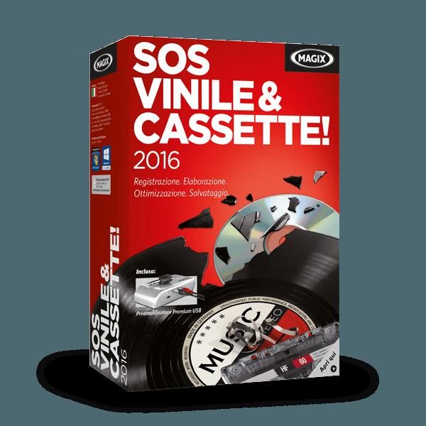 Image of MAGIX SOS Vinile & Cassette! 2016