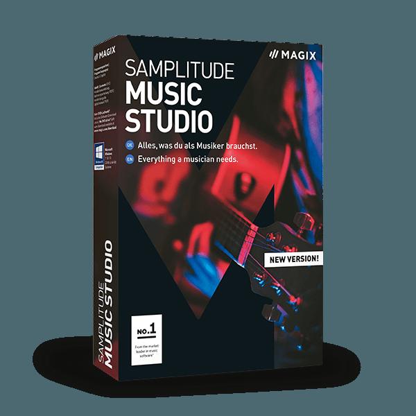 Samplitude Music Studio 2019