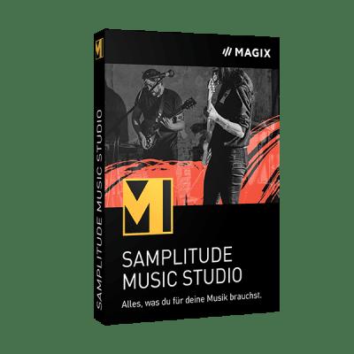 Samplitude Music Studio 2022 (EDU)