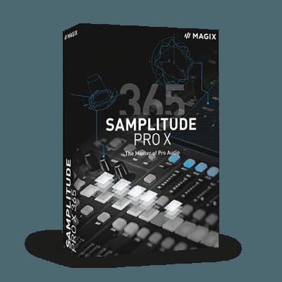 Samplitude Pro X 365