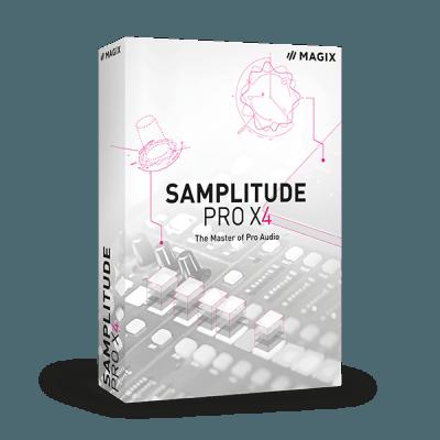 Samplitude Pro X4