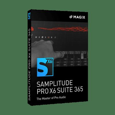 Samplitude Pro Suite 365
