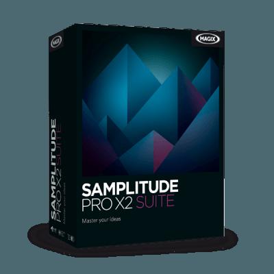 Samplitude Pro X2 Suite