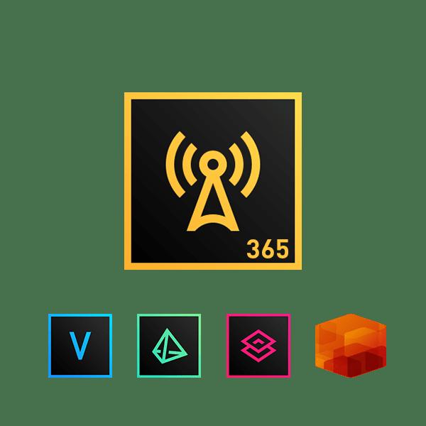 VEGAS Stream POST 365