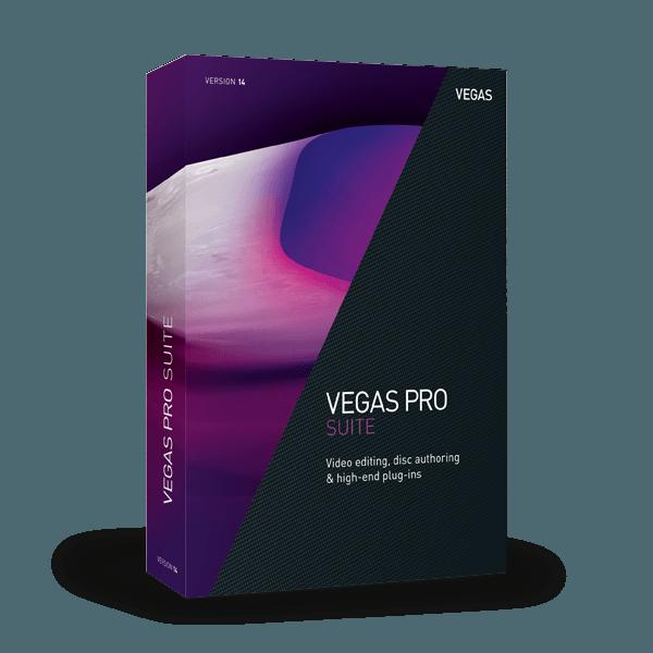 VEGAS Pro 14 Suite
