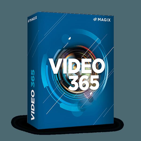 MAGIX Video 365