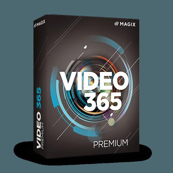 MAGIX Video 365 Premium