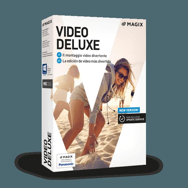 Image of MAGIX Video deluxe