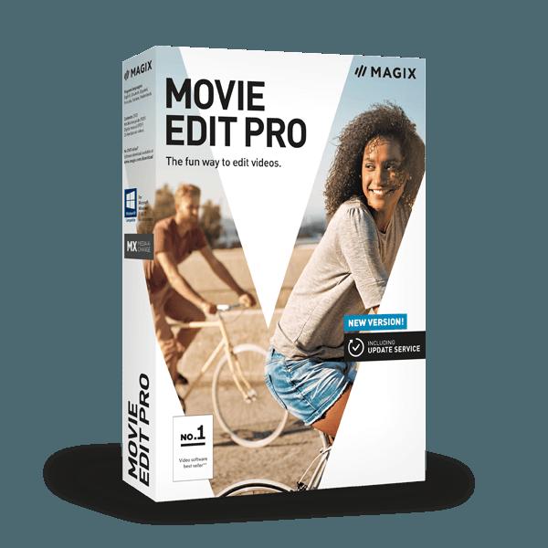 MAGIX Movie Edit Pro 01967169990