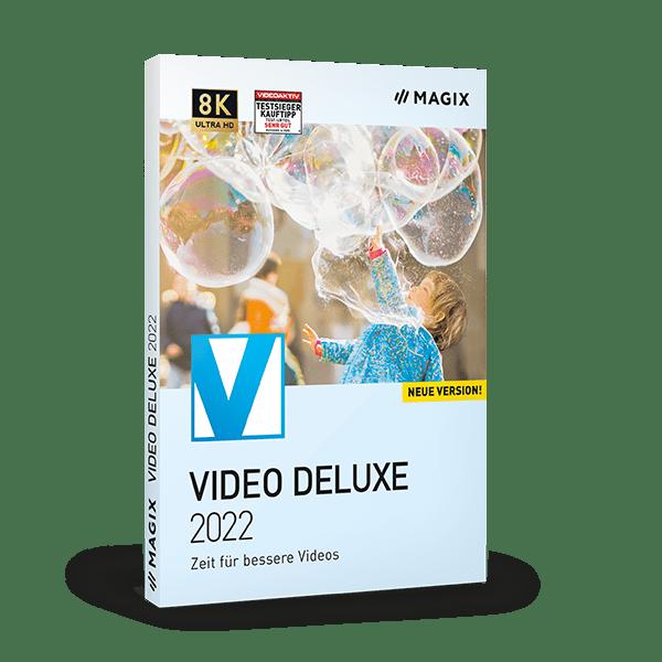 MAGIX Video deluxe 2022 (EDU)